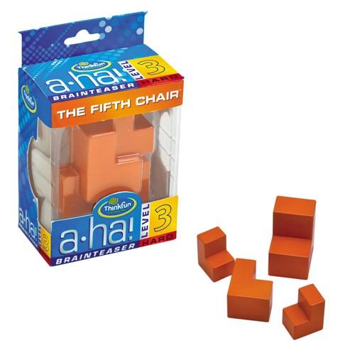 A-HA The Fifth Chair - joc logic