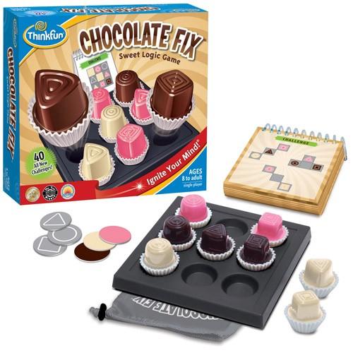 Chocolate fix ThinkFun