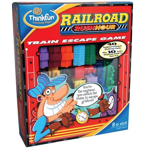 Rush Hour Railroad ThinkFun