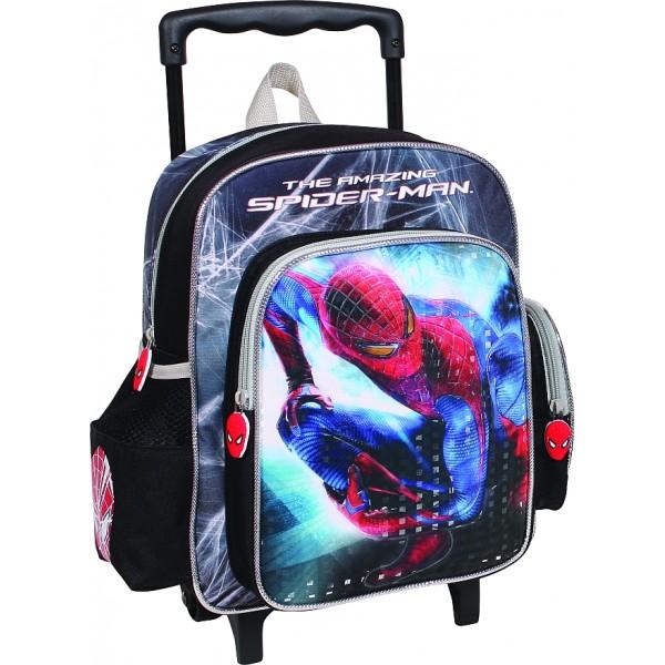 Toler Gradinita Spiderman Silver