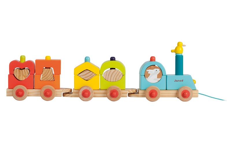 Trenuletul veseliei Tatoo (J05376)