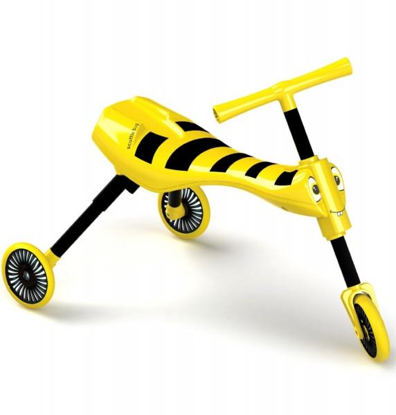 Tricicleta fara pedale ScuttleBug Bumble