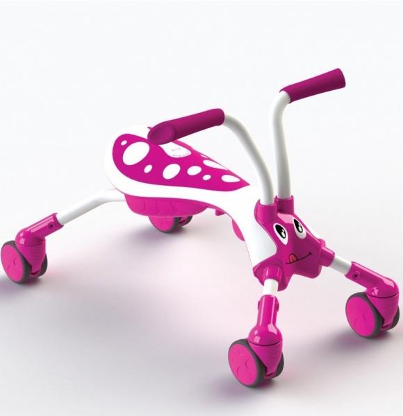 Tricicleta pliabila fara pedale ScrambleBug Candy