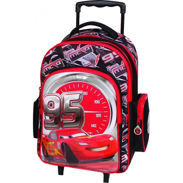 Imagine indisponibila pentru Troler copii Cars Racers