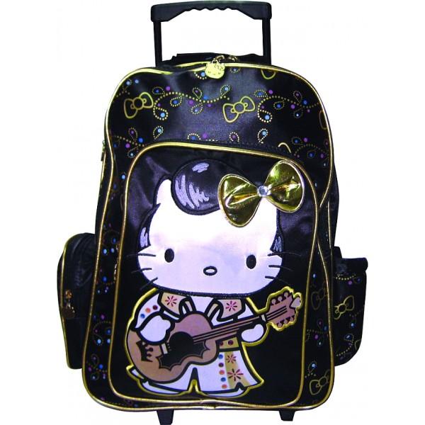 Imagine indisponibila pentru Troler copii Hello Kitty Gold