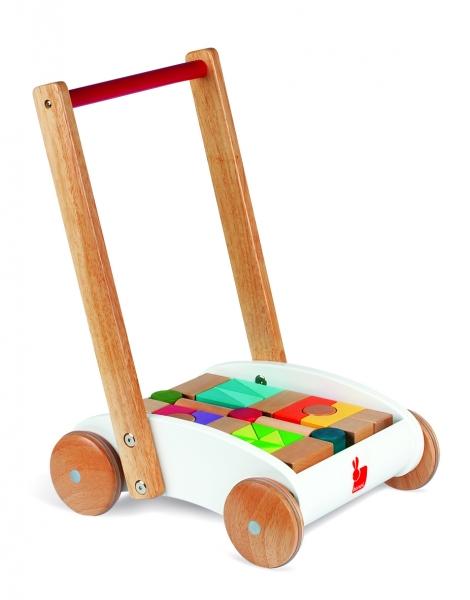 Vehicul De Impins - Cuburi De Construit