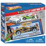 Hot Wheels Caseta Luminoasa