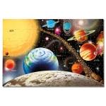 Puzzle de podea Sistemul Solar