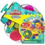 Play-Doh Candy Jar