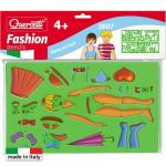 Set creativ pentru copii Sabloane Fashion Quercetti