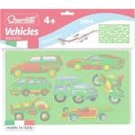 Sabloane Vehicule - Basic Quercetti