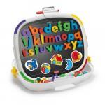 Joc creativ tablita Premium magnetica litere 66 piese