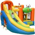 Saltea gonflabila Happy Hop Play center 10 in 1