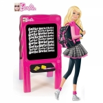 Tabla dubla pentru copii Barbie Faro
