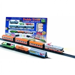 Trenulet electric calatori si marfa DOBL