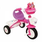 Tricicleta pliabila interactiva Minnie Mouse Kiddieland
