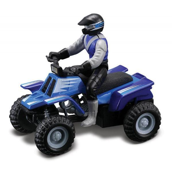 ATV Albastru
