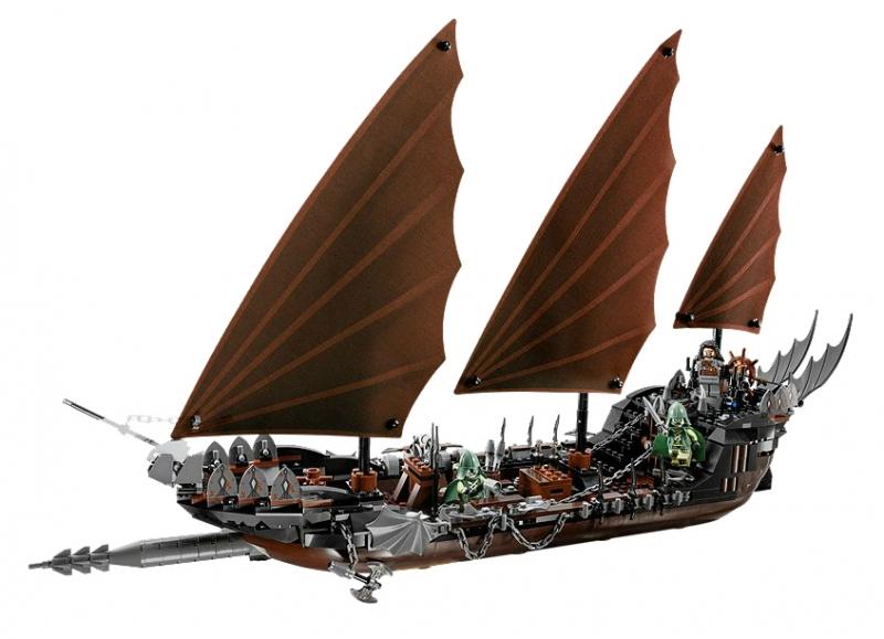 Ambuscada vasului pirat