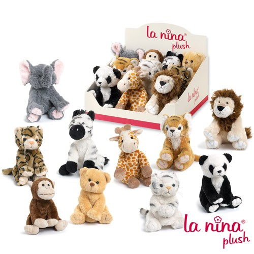 Animale din jungla - plus 13 cm La Nina