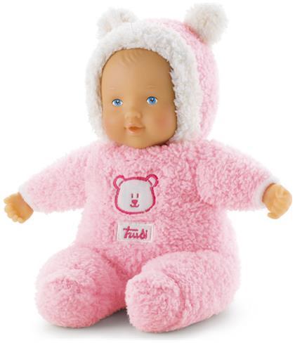 Bebelus 30 cm  costum cu urs