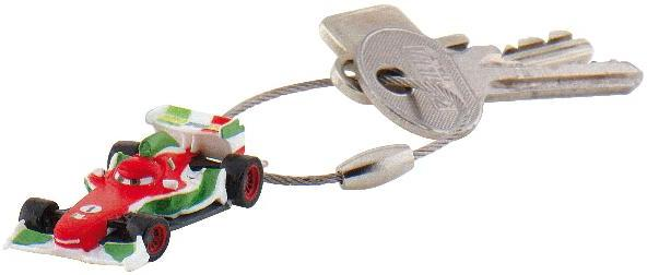 Breloc, personaje Cars 2 - Breloc Mini F