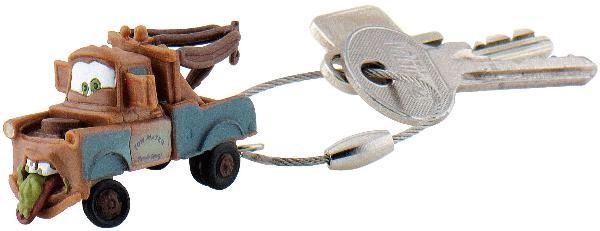Breloc, personaje Cars 2 - Breloc Mini M