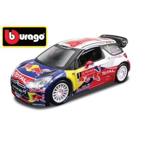 Citroen World Rally Team (Sebastian Loeb
