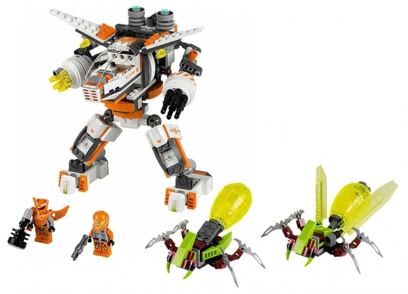 CLS-89 Robot exterminator