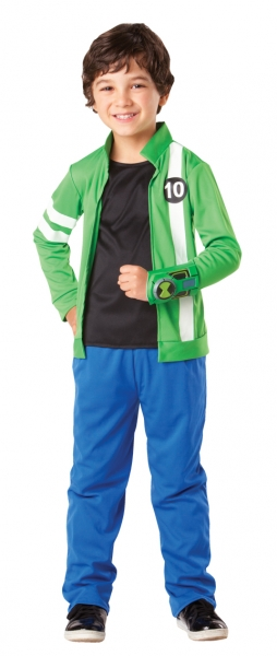 Costum Ben 10 Alien Force