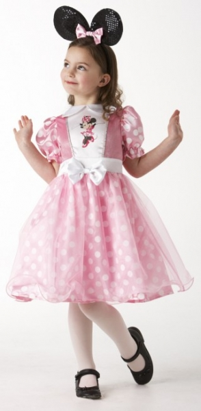 Costum Minnie Mouse - Roz