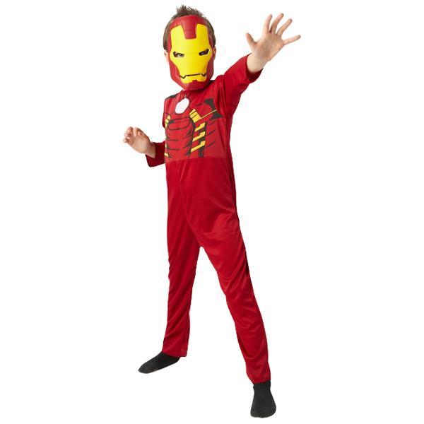 Costumatie Iron Man cu masca
