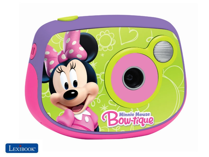 Camera Digitala Minnie Bowtique DJ014MN