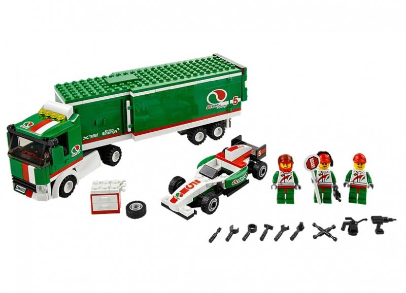 Camion de Marele Premiu
