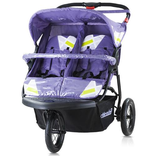 Carucior Chipolino Duo purple