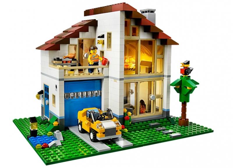 Casa familiei