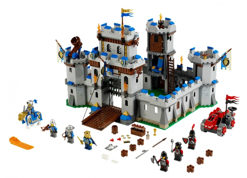 Castelul regelui