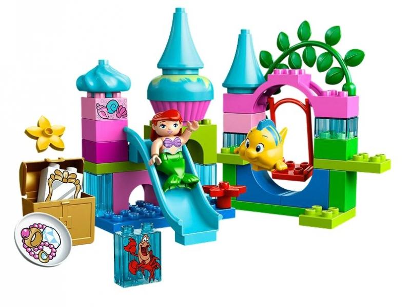 Castelul submarin al lui Ariel