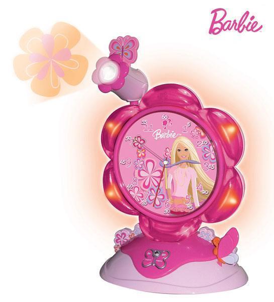 Ceas cu Proiectie Barbie RP010BB