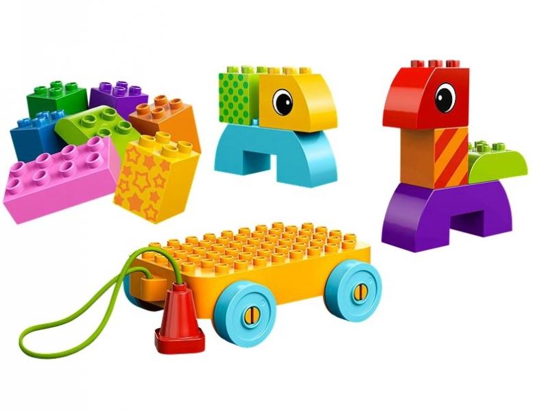 Constructia si masinuta copilasului