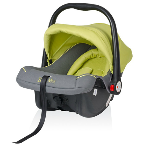 Cos auto Baby Max Zoe lime