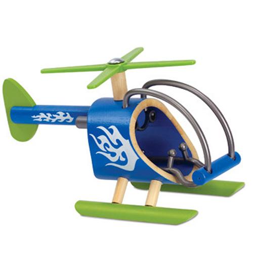 Elicopter din Bambus E-copter