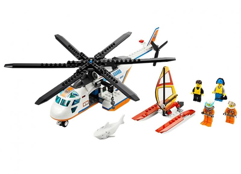 Elicopterul Garzii de coasta