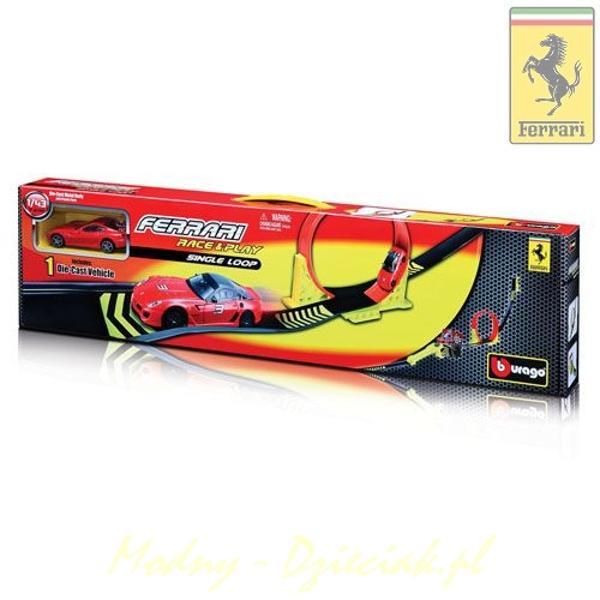 Ferrari 143 Single Loop Play Set
