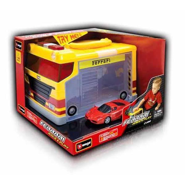 Ferrari Cube