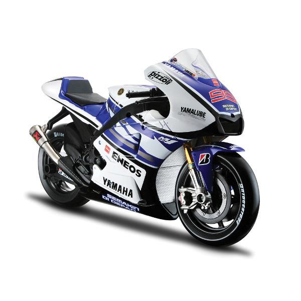 Fiat Yamaha Motogp 2012 – Jorge Lorenzo
