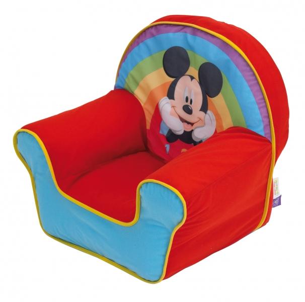 Fotoliu gonflabil Mickey Mouse