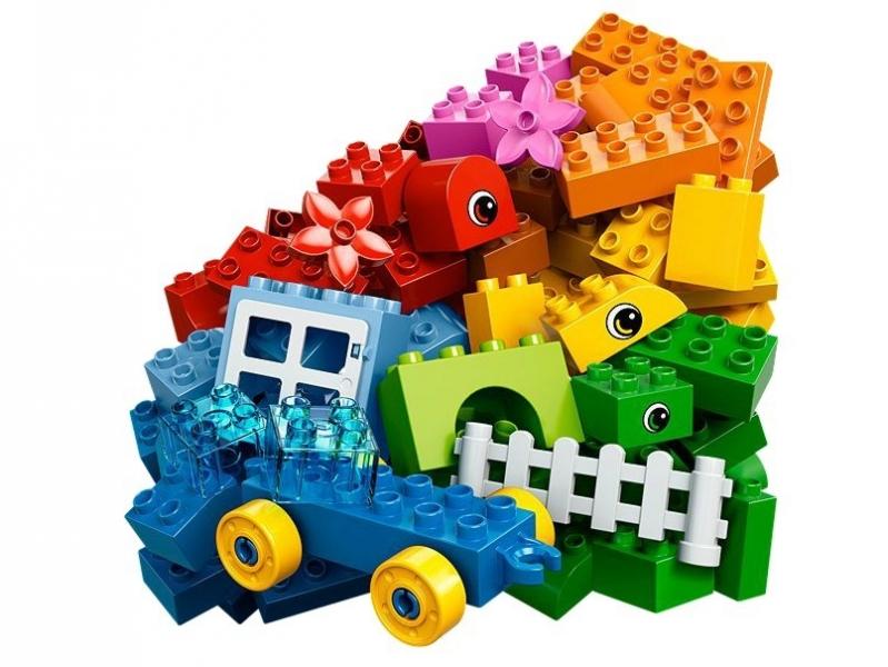 Galeata creativa LEGO DUPLO