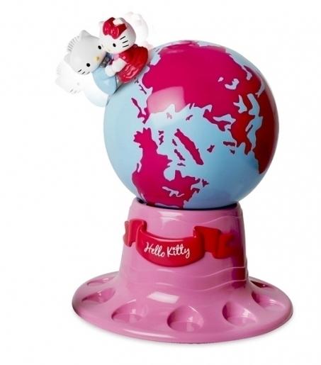 Globul lumii Hello Kitty