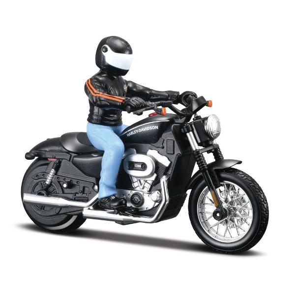 Harley Davidson 2007 XL 1200N Nightster
