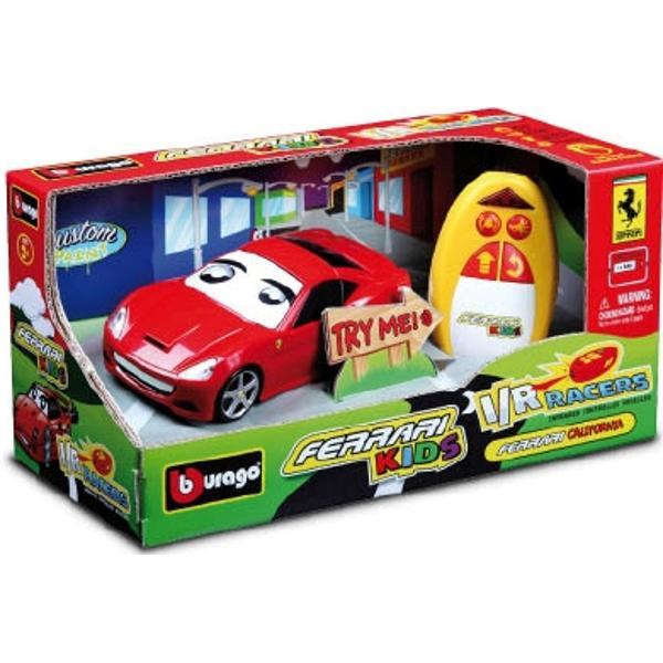 Infrared Racers - Ferrari California
